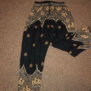 Pants - Authentic genie /balloon pants